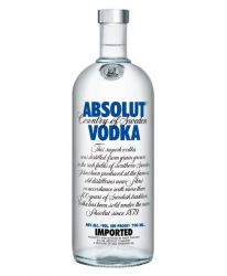 Absolut Blue Vodka 0,70 Liter