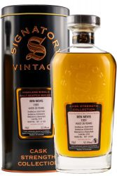 Ben Nevis 1991 26 Jahre Cask Strenght Collection Signatory 0,7 Liter