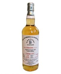 Blair Athol 1999 The Un-Chillfiltered Coll. Signatory 0,7 Liter