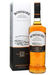 Bowmore 12 Jahre Islay Single Malt Whisky 0,7 Liter