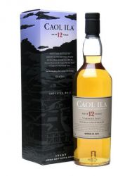 Caol Ila 12 Jahre Unpeated Style  64 % Single Malt Whisky 0,7 Liter