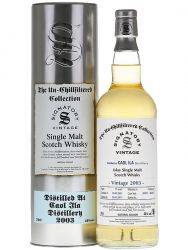 Caol Ila The Un-Chillfiltered Collection Signatory 0,7 Liter