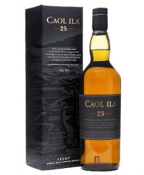Caol Ila 25 Jahre Islay Single Malt Whisky 0,7 Liter
