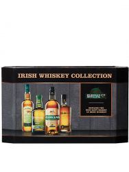 Cooley Collection neues Design Irish Whisky Mini  4 x 5cl