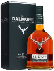 Dalmore 15 Jahre The Fifteen Single Malt Whisky 0,7 Liter
