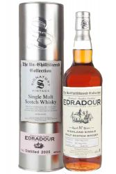 Edradour 2005 The Un-Chillfiltered Collection Signatory 0,7 Liter