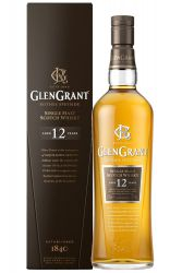 Glen Grant 12 Jahre Single Malt Whisky 0,7 Liter