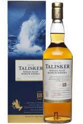 Talisker 18 Jahre Single Malt Whisky 0,7 Liter