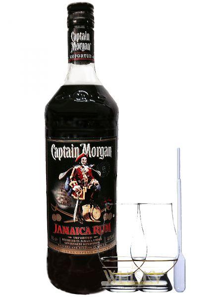 captain morgan black label jamaika 40 0 7 liter 2. Black Bedroom Furniture Sets. Home Design Ideas