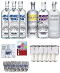 Absolut Vodka Mega Sortiment
