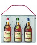 Asbach Cellarmasters Collection 8-15-21 Jahre 3 x 0,2 Liter
