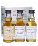 Balvenie Collection 3 x 0,05 Liter