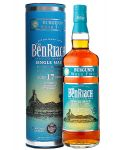 Benriach 17 Jahre Burgundy Wood Finish limited Edition 0,7 Liter