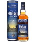 Benriach 18 Jahre Moscatel Wood Finish limited Edition Whisky 0,7 Liter