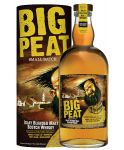 Big Peat Whisky 0,7 Liter mit Tube