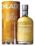 Bruichladdich 2009 Islay Barley Rockside Farm Unpeated Islay Single Malt Whisky 0,7 Liter + 2 Glencairn Gläser und Einwegpipette