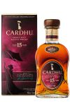 Cardhu 15 Jahre Single Malt Whisky 0,7 Liter