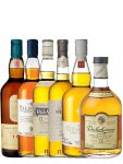 Classic Malts Whisky Sortiment 6 x 0,70 Liter