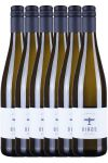 Craft Circus BIRDS Riesling Original Feinherb 6 x 0,75 Liter