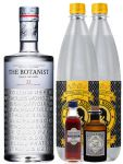 Gin-Set The Botanist Islay Dry Gin 0,7 Liter + Haymans Sloe Gin 5cl + Monkey 47 Schwarzwald Dry Gin 5 cl MINIATUR + 2 x Thomas Henry Tonic Water 1,0 Liter