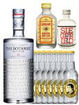 Gin-Set The Botanist Islay Dry Gin 0,7 Liter + Siegfried Dry Gin Deutschland 4cl + Gordons Dry Gin 5 cl + 8 Thomas Henry Tonic Water 0,2 Liter