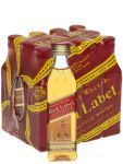 Johnnie Walker Red Label Blended Scotch Whisky 12 x 5 cl