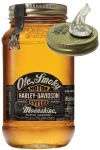 Ole Smoky Moonshine Harley Davidson Road House Customs 0,7 Liter MAGNUM + Ausgießer