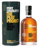 Port Charlotte Bruichladdich The Peat Project Islay Single Malt Whisky 0,7 Liter