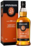 Springbank 10 Jahre Campbeltown Single Malt Whisky 0,7 Liter