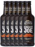 Stones Ginger Joe 6 x 0,33 Liter Flaschen
