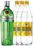 Tanqueray No.10 Ten Gin 0,7 Liter + 3 x Goldberg Tonic 1,0 Liter